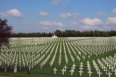 Australian Battlefields of World War 1 - France - Cemeteries