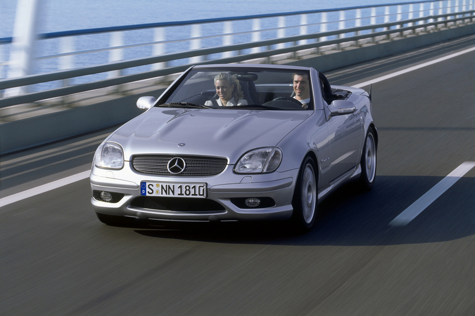 Mercedes-Benz SLK 32 AMG :: 3 photos and 87 specs ...