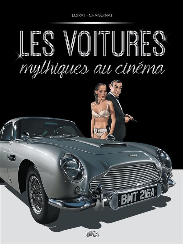 Les Voitures Mythiques au Cinéma - (Philippe Loirat ...
