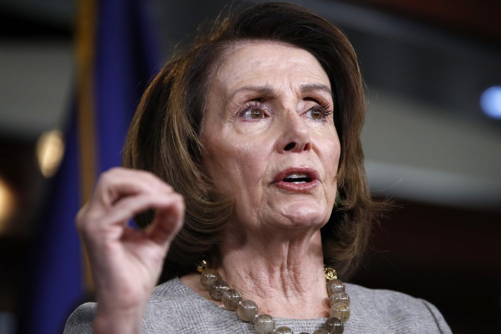 GOP takes aim at Crumbs Pelosi with new bill that'll put ...