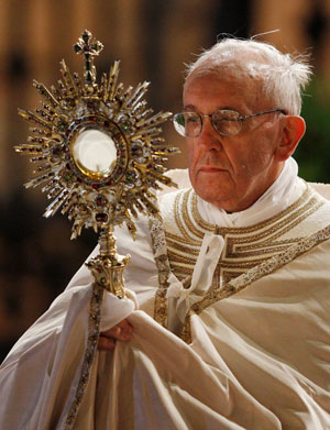 Truth must be spoken with love, pope says – The Catholic Sun
