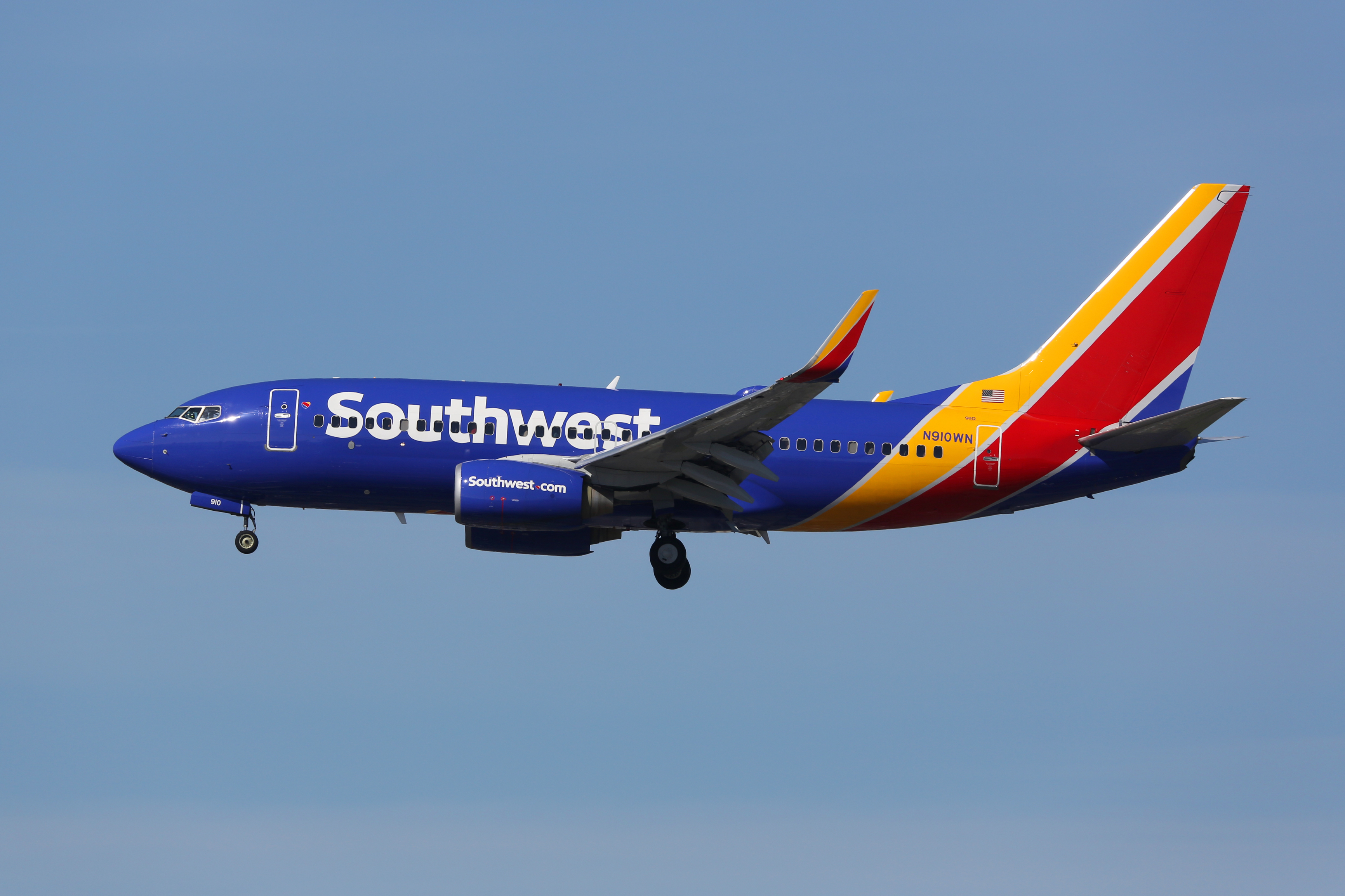 Brief History of the Southwest Airlines - Charter Flight Group