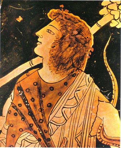 Steven Clark - Dionysus