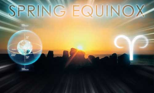 Spring Vernal Equinox - Crystalinks