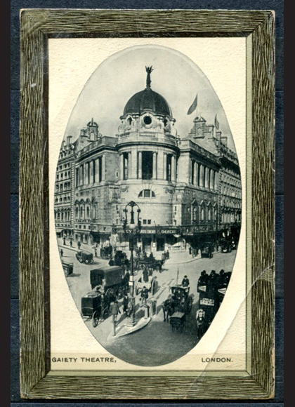 Danzig Stamps – Gaiety Theatre