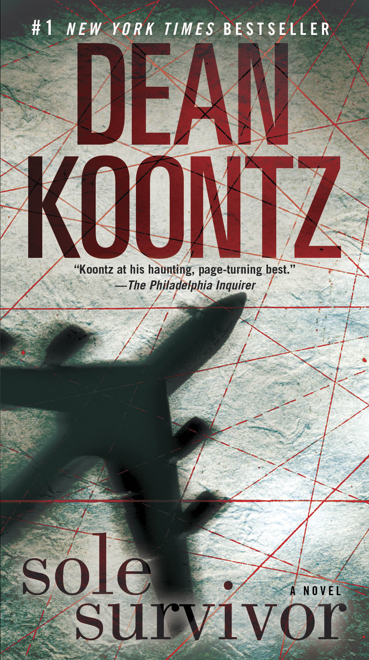 Sole Survivor « Dean Koontz
