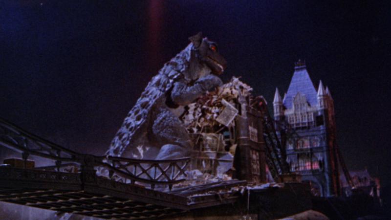 Gorgo Blu-ray - Bill Travers
