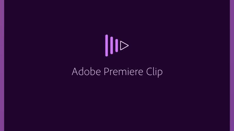 تحميل برنامج Adobe Premiere Clip لانتاج الفيديو للايفون