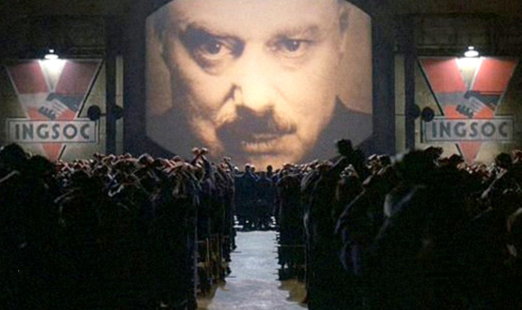 Dystopian reality: GameStop now taking your fingerprints ...