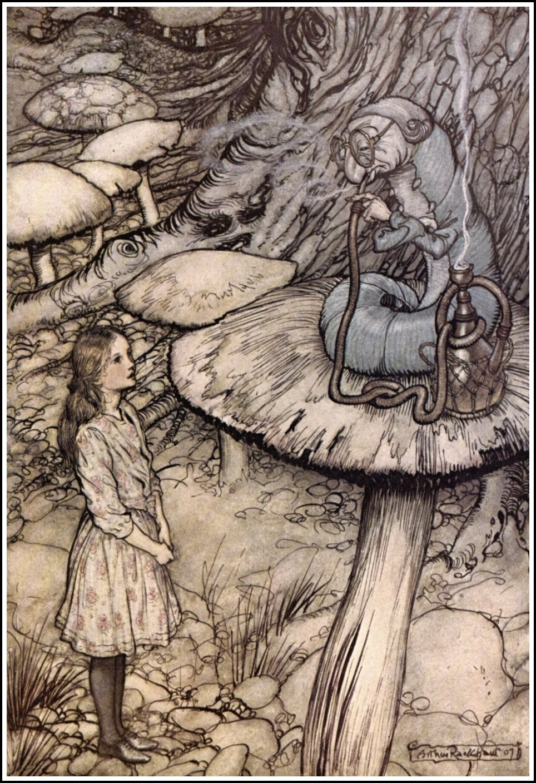 Arthur Rackham's Fairy Art - Fairyist