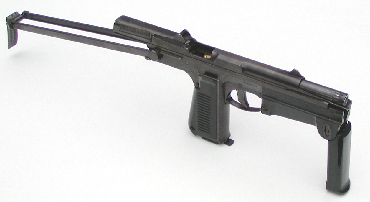 PM-63 âÂÂRakââForgotten Weapons