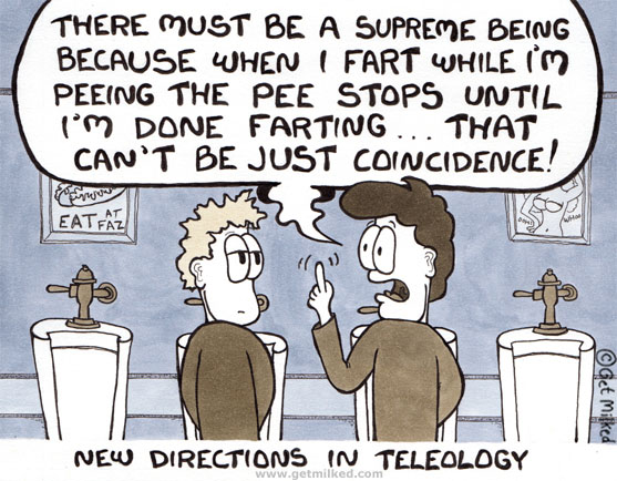 TWCL  View topic - New Directions in Teleology