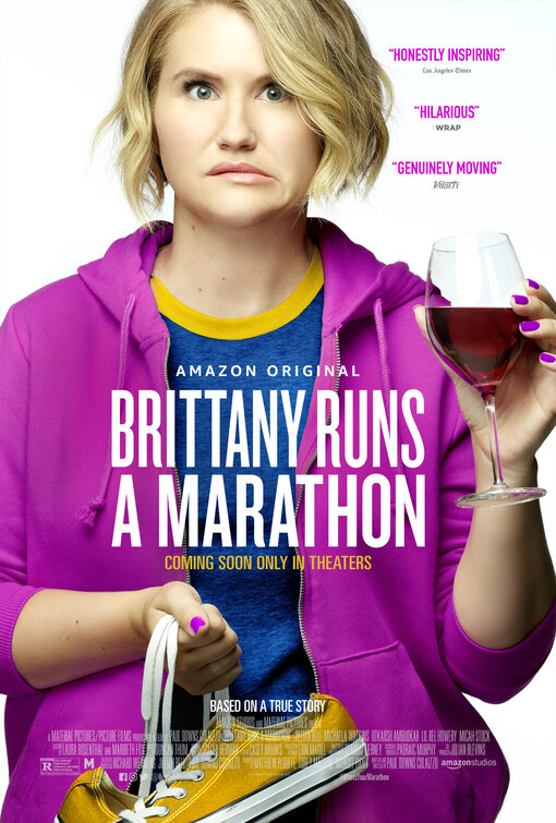Brittany Runs a Marathon Movie Poster (#3 of 3) - IMP Awards