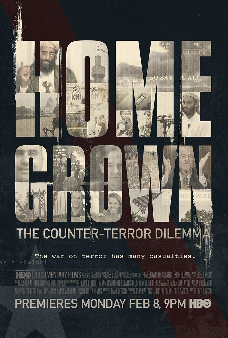 Homegrown: The Counter-Terror Dilemma : Extra Large Movie Poster Image - IMP Awards