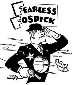 Mr. Trump, Fearless Fosdick and Old Faithful Pork-n-Beans ...