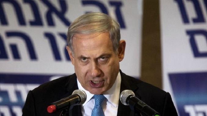Israeli PM Netanyahu Tells Iran Foreign Minister to Delete ...