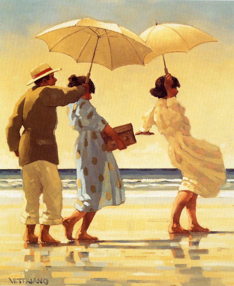 Beautiful Feminine Art - Page 2 ?u=http%3A%2F%2Fwww.lacooltura.com%2Fwp-content%2Fuploads%2F2015%2F03%2Fthe-picnic-party-Jack-Vettriano