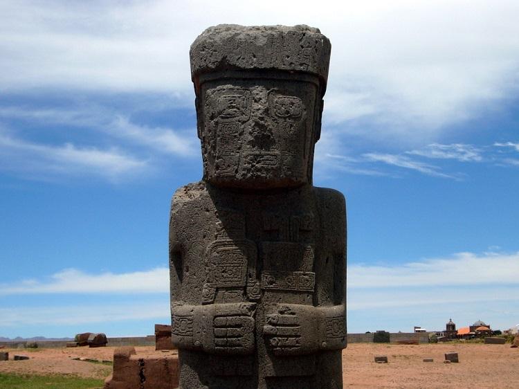 Tiwanaku (Tiahuanaco) - La Paz Bolivia