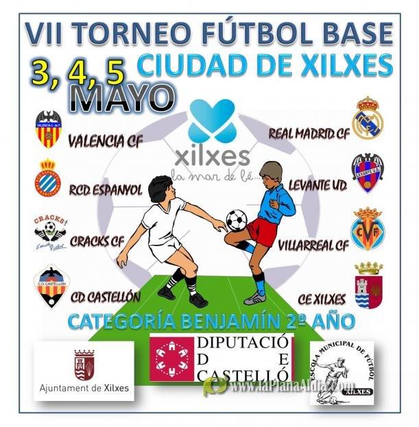 Noticias de Xilxes: Xilxes se prepara para el VII Torneo ...