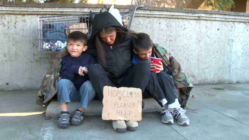 Families flooding LA's homeless system at five times the ...