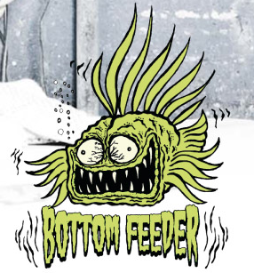 The BOTTOM FEEDER - ...Lost Surfboards by Mayhem