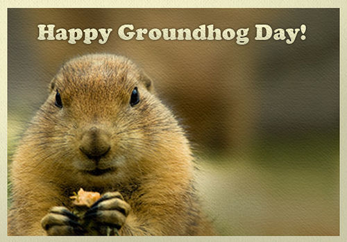 Happy Groundhog Day Pictures, Photos, and Images for ...