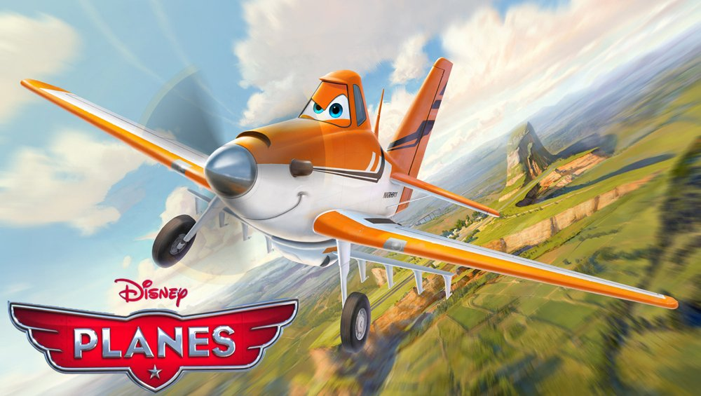New Disney Planes Movie...we're all excited! (Plus, a $100 ...