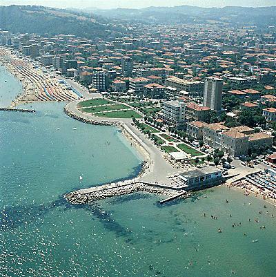 Pesaro | Località balneari Pesaro Fano e Montefeltro