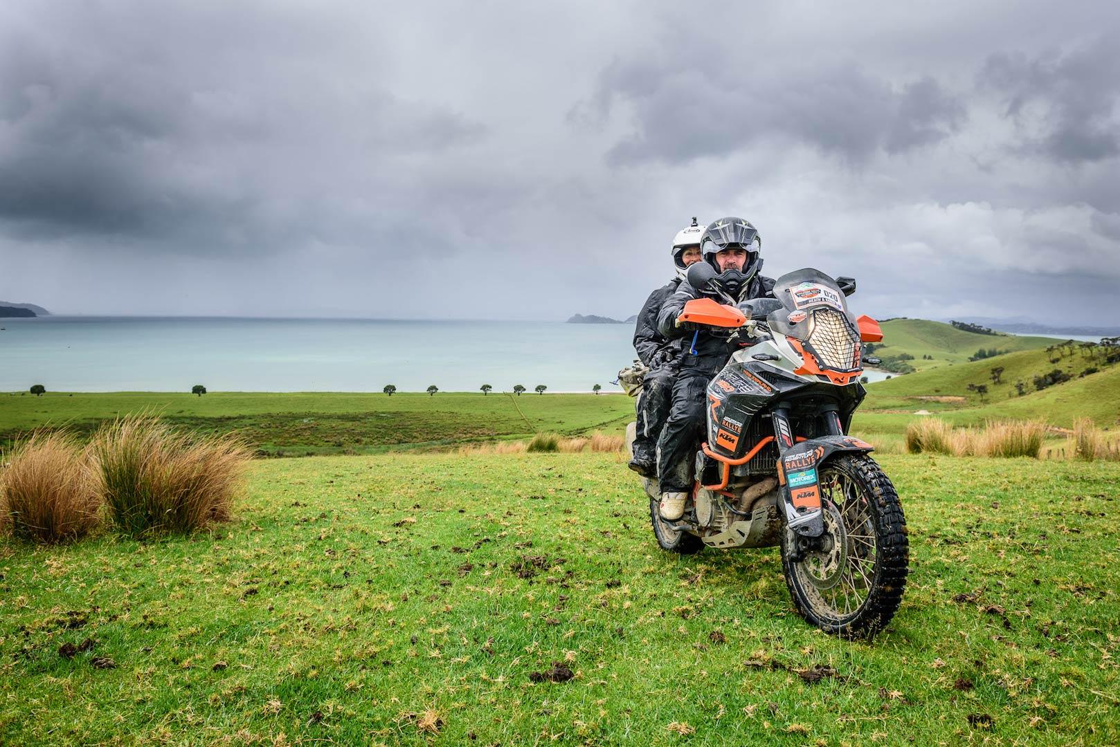 KTM New Zealand Aventure 2018 (Version complète)