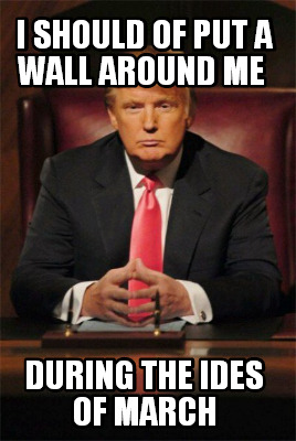 Meme Creator - i should of put a wall around me During the ...