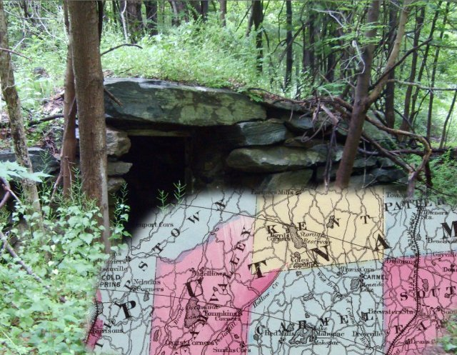 Mysterious Ancient Stone Chambers And Unexplained Energy Force In The Ninham Mountain, Putnam ...