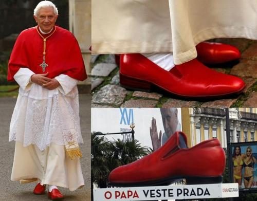 GETTING BACK ON YOUR PATH Pope Prada - GETTING BACK ON ...