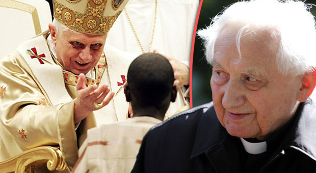 Massive Pedophile Ring Exposed With Links to Pope Benedict ...