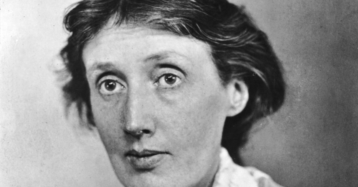 Virginia Woolf, Edith Wharton, and a Case of Anxiety of ...