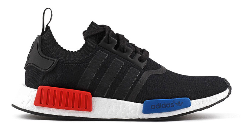 "adidas NMD R1 Primeknit OG ""Black"" Returning this Holiday ..."