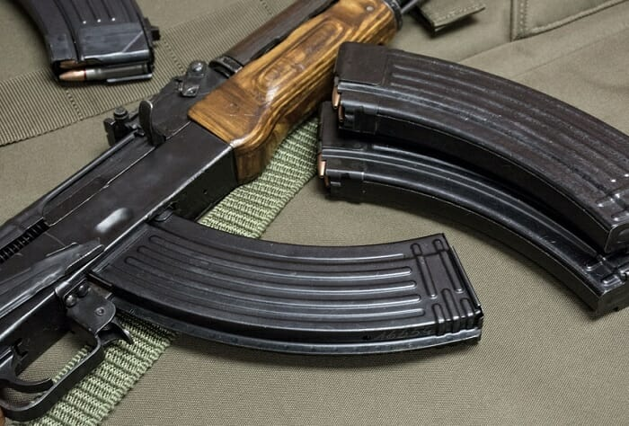New Law To Gun Owners: Turn In Your Magazines By July 1 ...