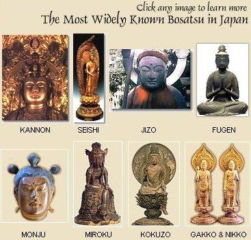 Bodhisattva (Jp. = Bosatsu) - Japanese Buddhism ...
