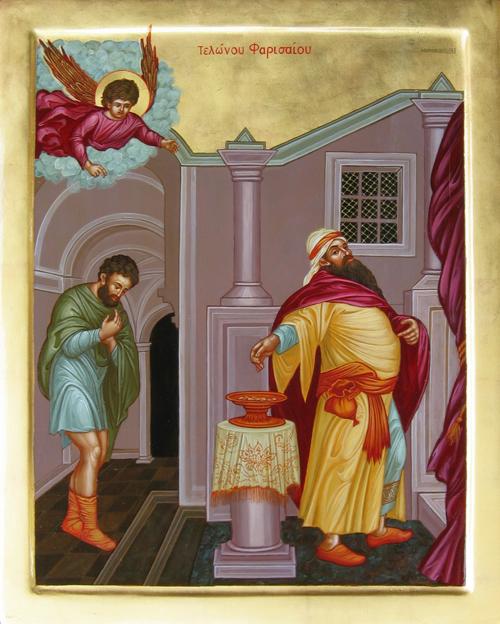 Publican and Pharisee « Saint Nicholas Orthodox Church