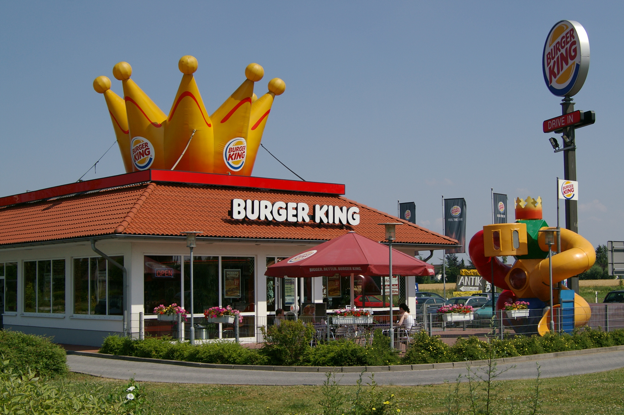 Opinions on Burger King