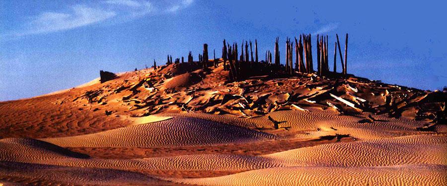 Expedition Magazine | Ancient Mummies of the Tarim Basin