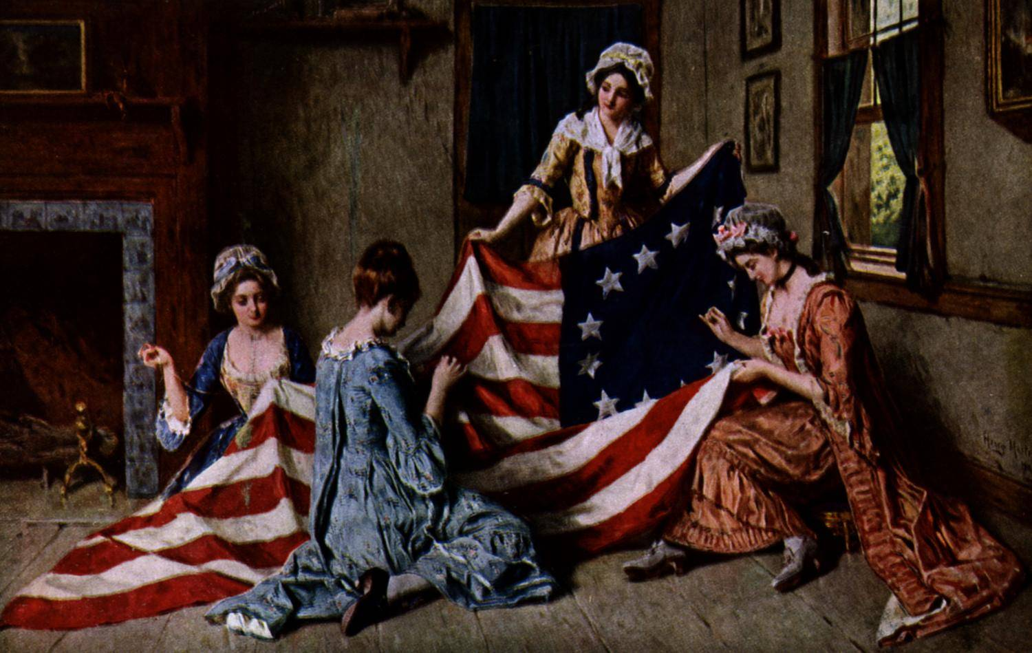Betsy Ross Biography, Betsy Ross's Famous Quotes - Sualci ...