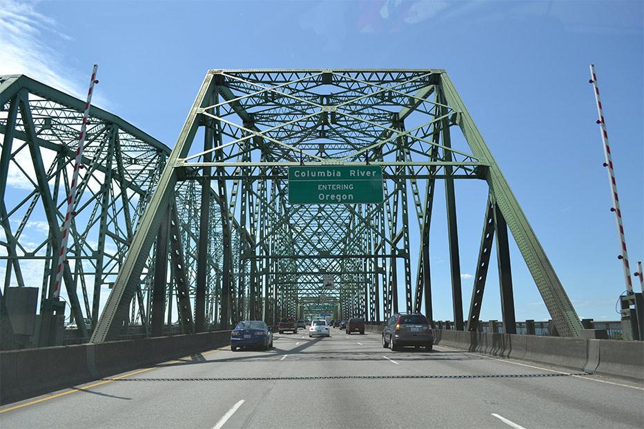Columbia River Interstate Bridge :: Museum Finder, Guide, Ra