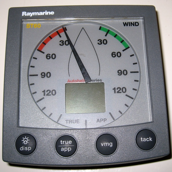 Raymarine St60 Windinstrument