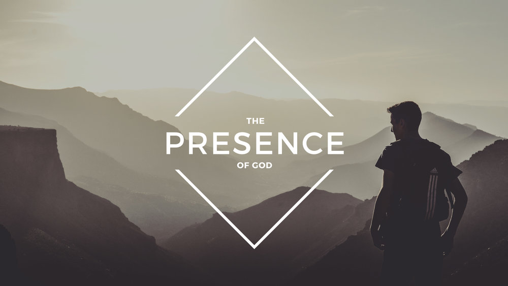 Seeking God's Presence - Reachchurchsf.net