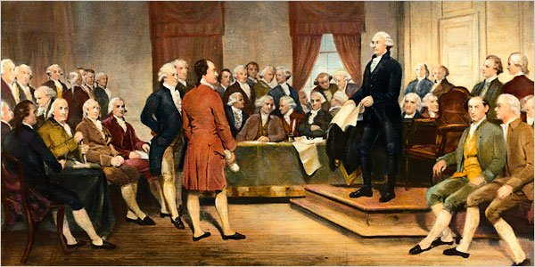 America's Founding Fathers & Early Statesmen: A Few ...