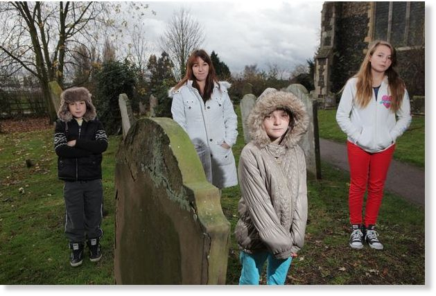 Real Sixth Sense: Meet the 'psychic' children who see and ...