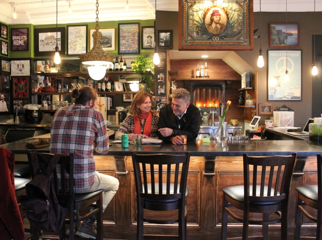 Prodigal are welcome at pastor's new pub | Southwest Journal