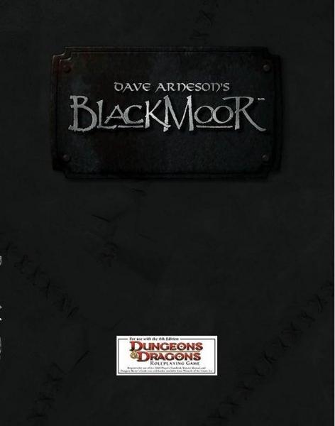 Dave Arneson's Blackmoor - B-Ware - Sphärenmeisters Spiele