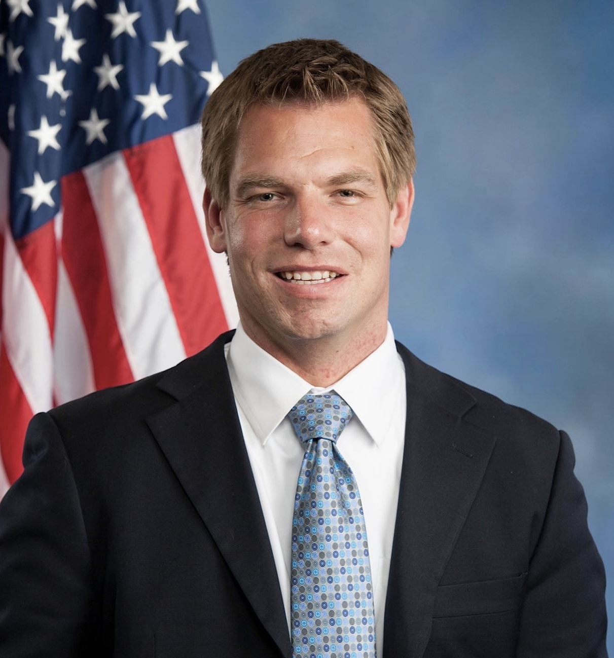 Congressman Eric Swalwell August 25, 2016