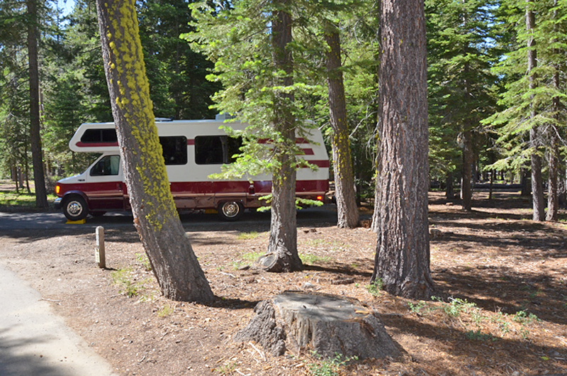 General Creek Campground at Sugar Pine State Park • Lake Tahoe Guide